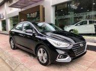 Bán Hyundai Accent năm sản xuất 2018, màu đen  giá 425 triệu tại Hà Nội
