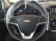 Bán Chevrolet Captiva sản xuất năm 2017, màu trắng   giá 879 triệu tại Tp.HCM