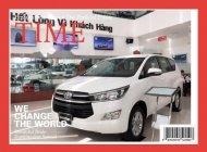 Cần bán xe Toyota Innova năm 2018, màu trắng giá 743 triệu tại Tp.HCM