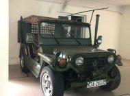 Bán Jeep A2 đời 1992, màu xanh lục, xe nhập chính chủ giá 295 triệu tại Đà Nẵng