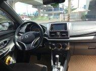 Bán Toyota Yaris G đời 2017, màu trắng số tự động giá 645 triệu tại Tp.HCM