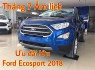 Tháng 7 âm vẫn ầm ầm mua xe Ford Ecosport 2018 với chương trình ưu đãi cực lớn từ Ford An Đô giá 640 triệu tại Hà Nội