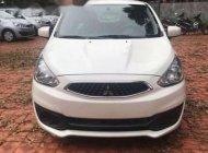 Cần bán lại xe Mitsubishi Mirage MT ECo năm 2017, màu trắng, xe nhập, giá tốt giá 320 triệu tại Tp.HCM