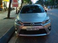 Cần bán xe Toyota Yaris AT sản xuất 2015, màu bạc  giá 565 triệu tại Hà Nội