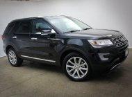 Cần bán xe Ford Explorer năm 2018, màu đen, nhập khẩu nguyên chiếc giá 2 tỷ 180 tr tại Hà Nội