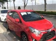 Bán ô tô Toyota Wigo 2018, màu đỏ, nhập khẩu giá Giá thỏa thuận tại Tp.HCM