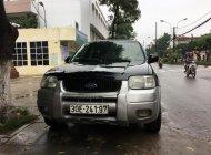 Bán Ford Escape, màu đen sx 2004, máy 2.0 số sàn giá 200 triệu tại Hà Nội