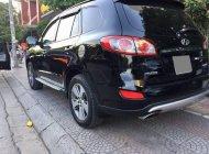 Cần bán gấp Hyundai Santa Fe AT năm 2012, màu đen xe gia đình giá cạnh tranh giá 687 triệu tại Tp.HCM