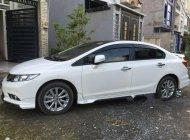 Bán Honda Civic 2.0 đời 2016, màu trắng, xe còn thơm mùi xe mới giá 720 triệu tại Tp.HCM