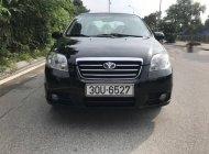 Gia đình bán xe Daewoo Gentra đời 2009, màu đen   giá 198 triệu tại Hà Nội