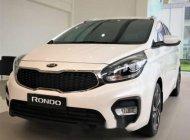 Bán xe Kia Rondo sản xuất năm 2018, màu trắng  giá 609 triệu tại Tp.HCM