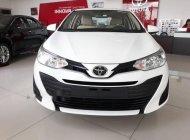 Cần bán Toyota Vios 1.5E MT 2018, màu trắng, giá chỉ 531 triệu giá 531 triệu tại Tp.HCM