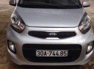 Bán Kia Morning năm sản xuất 2015, màu bạc giá 250 triệu tại Hà Nội