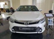 Cần bán Toyota Camry 2.5Q năm 2018, màu trắng giá 1 tỷ 285 tr tại Tp.HCM