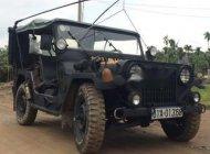Cần bán Jeep A2 sản xuất 1980, biển sinh tài lộc phát 01368 giá 195 triệu tại Bến Tre