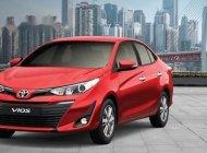 Cần bán Toyota Vios đời 2018, màu đỏ giá cạnh tranh giá 606 triệu tại Tp.HCM