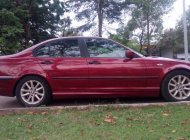 Bán xe BMW 3 Series đời 2003, màu đỏ - Cần tiền bán nhanh, giảm sâu cho bác nào mua thật giá 250 triệu tại Hà Nội