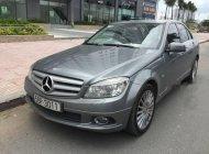 Cần bán Mercedes C250 màu xám lông chuột, Sx và Đk 2010, nhà mua mới 1 đời chủ giá 539 triệu tại Tp.HCM