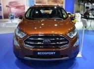 Bán Ford EcoSport 1.5 AT Ambient đời 2018, màu cam giá 539 triệu tại Hà Nội