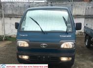 Cần bán xe Thaco Towner 800 đời 2018, màu xanh lam, 156tr giá 156 triệu tại Bình Dương