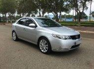 Bán ô tô Kia Forte sản xuất năm 2010, màu bạc xe gia đình giá 370 triệu tại BR-Vũng Tàu