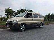 Bán ô tô Hyundai Starex, 2002, màu vàng cát, xe nhập, máy dầu, 120 triệu giá 120 triệu tại Hà Nội