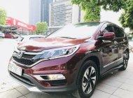 Bán Honda CR V 2.4 TG đời 2016, màu đỏ giá 995 triệu tại Hà Nội