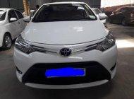 Bán Toyota Vios 1.5MT sản xuất năm 2017, màu trắng số sàn, giá 498tr  giá 498 triệu tại Tp.HCM