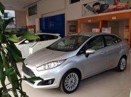 Ninh Bình Ford bán Ford Fiesta 1.5 Titanium Sedan năm 2018, màu bạc, hỗ trợ giá tốt. L/h 0974286009 giá 485 triệu tại Ninh Bình