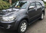 Bán Toyota Fortuner sản xuất 2010, màu xám, chính chủ giá 639 triệu tại Lâm Đồng