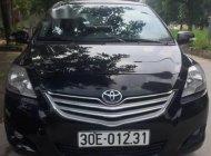 Cần bán gấp Toyota Vios đời 2010, màu đen, 268tr giá 268 triệu tại Hà Nội