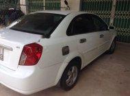Bán Daewoo Lacetti năm sản xuất 2009, màu trắng, giá tốt giá 195 triệu tại Bình Dương