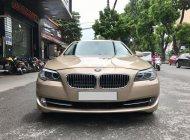 Bán ô tô BMW 5 Series 520i sản xuất 2012, xe nhập form mới giá 1 tỷ 180 tr tại Hà Nội