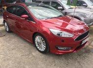 Bán Ford Focus Sport+ 1.5 AT Ecoboost Hatchback sản xuất năm 2016, màu đỏ giá 675 triệu tại Tp.HCM