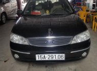Bán ô tô Ford Laser AT sản xuất 2004, màu đen, xe nhập giá 225 triệu tại Bắc Ninh