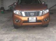 Cần bán gấp Nissan Navara EL AT đời 2017, màu nâu, giá chỉ 600 triệu giá 600 triệu tại Hà Nội