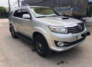 Cần bán Toyota Fortuner sản xuất 2015, màu bạc số sàn, giá chỉ 872 triệu giá 872 triệu tại Bình Dương