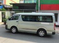Bán xe Toyota Hiace 16 chỗ đời 2009 số sàn, chạy nhiên liệu dầu giá 345 triệu tại Tp.HCM