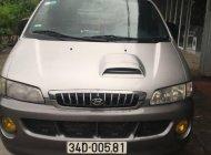 Cần bán gấp Hyundai Starex đời 2003, màu bạc, giá 140tr giá 140 triệu tại Hà Nội