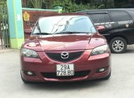 Bán Mazda 3 năm 2004, màu đỏ số tự động giá cạnh tranh giá 278 triệu tại Hà Nội