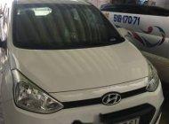 Cần bán xe Hyundai Grand i10 năm sản xuất 2016, màu trắng, nhập khẩu giá 305 triệu tại Tp.HCM