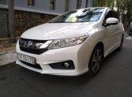 Cần bán xe Honda City sản xuất năm 2016, màu trắng giá 520 triệu tại Tp.HCM