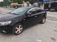 Bán xe Kia Forte đời 2010, màu đen, nhập khẩu nguyên chiếc giá 345 triệu tại Hà Nội