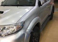 Cần bán gấp Toyota Fortuner năm sản xuất 2016, màu bạc xe gia đình giá 865 triệu tại An Giang