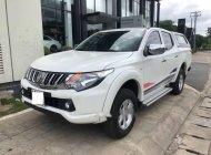 Cần bán lại xe Mitsubishi Triton sản xuất 2016, biển số Sài Gòn giá 520 triệu tại Tp.HCM