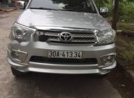 Cần bán xe Toyota Fortuner V sản xuất 2009, màu bạc  giá 506 triệu tại Hà Nội