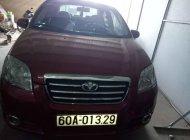 Cần bán gấp Daewoo Gentra đời 2006, màu đỏ xe gia đình, 160tr giá 160 triệu tại Bình Dương