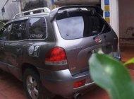 Bán ô tô Hyundai Santa Fe đời 2008, màu xám số tự động giá 298 triệu tại Hà Nội