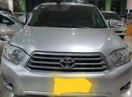 Cần bán gấp Toyota Highlander đời 2007, màu bạc, nhập khẩu xe gia đình  giá 650 triệu tại Đồng Nai