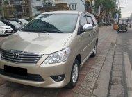 Cần tiền bán Innova 2011 bản G, số sàn, màu vàng cát, zin cọp giá 465 triệu tại Tp.HCM